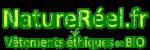 NatureReel.fr T-shirts 100% coton Bio